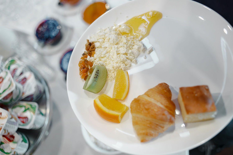 Завтрак шведская линия