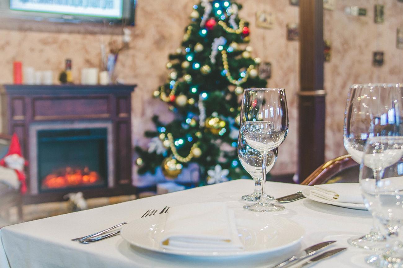 Встречайте Новый 2019 год в ресторане Grand Piano отеля Bakkara - самом необычном ресторане в Киеве.
